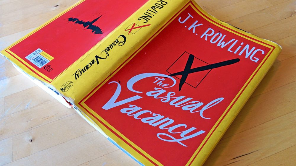The Casual Vacancy by JK Rowling (Jenni Sheppard)