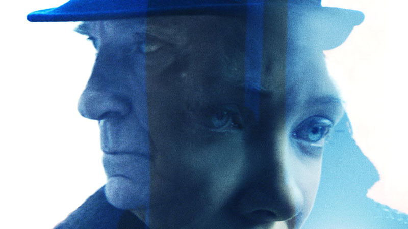 Blue Borsalino movie poster (Ben Parker)