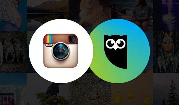 Hootsuite Instagram logo