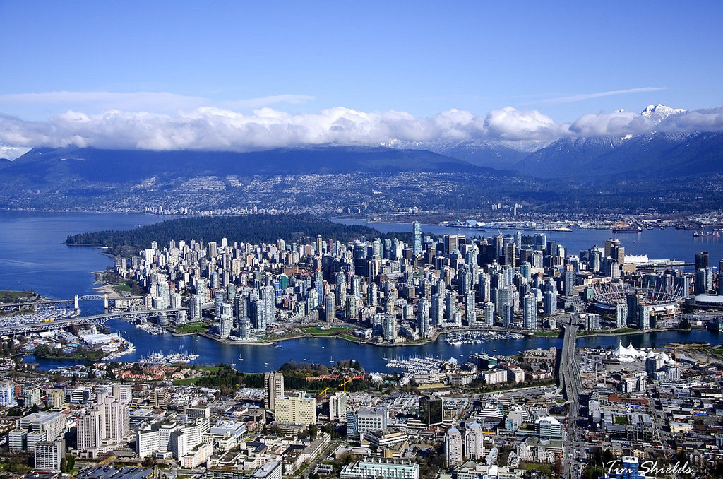 Beautiful Vancouver! (Tim Shields/Flickr)